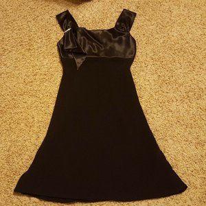 WHBM empire waist dress cocktail sz 2 NWOT